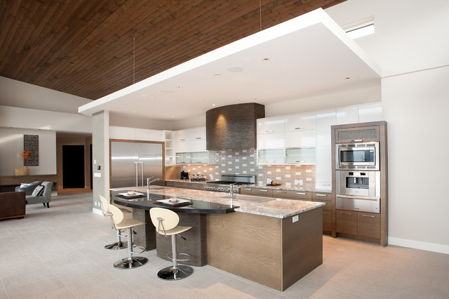 Contemporary Design eclectic-kitchen