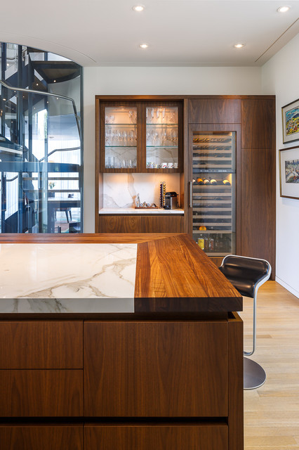 Contemporary Downsview Kitchen Design Astro Design Centre Ottawa Canada Contemporary
