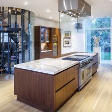 Contemporary Downsview Kitchen Design - Astro Design Centre - Ottawa  Canada