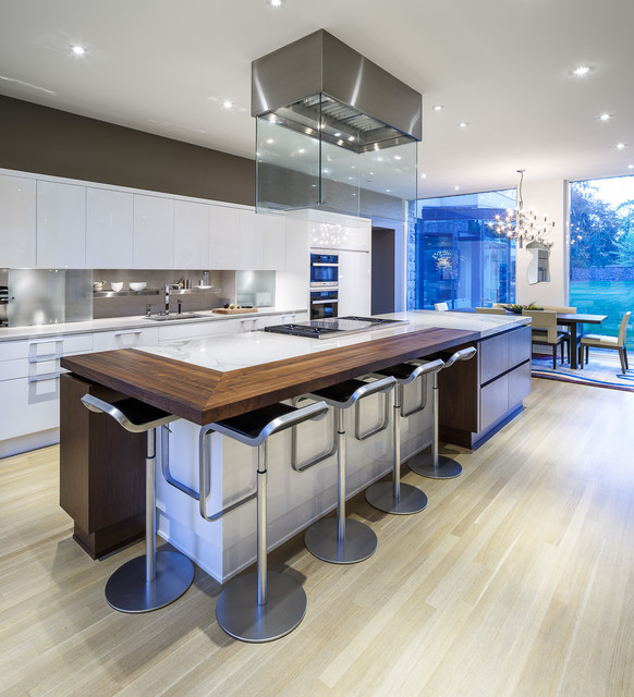 Kitchen Design Ottawa: Contemporary Downsview Kitchen Design