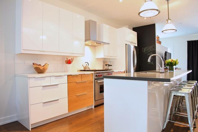 Contemporary East York Kitchen modern-kitchen