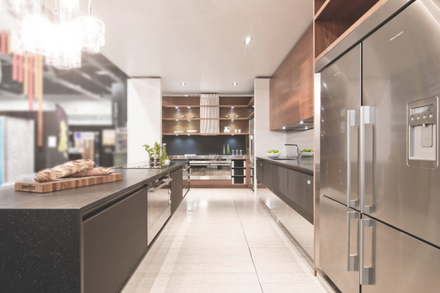 Contemporary Fisher Paykel Kitchen Contemporary Kitchen Vancouver By Y Franks Appliances