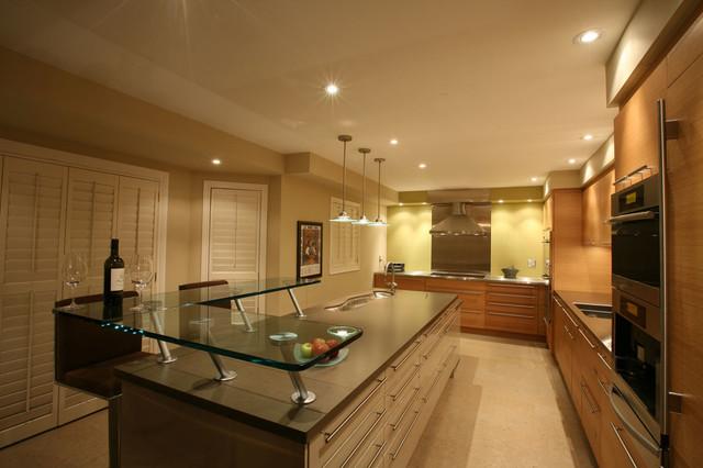 Contemporary Gallery contemporary-kitchen