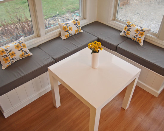 Breakfast Nook and Banquette Cushions -