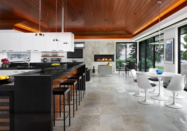 Contemporary home contemporary kitchen detroit by for Kitchen design unlimited