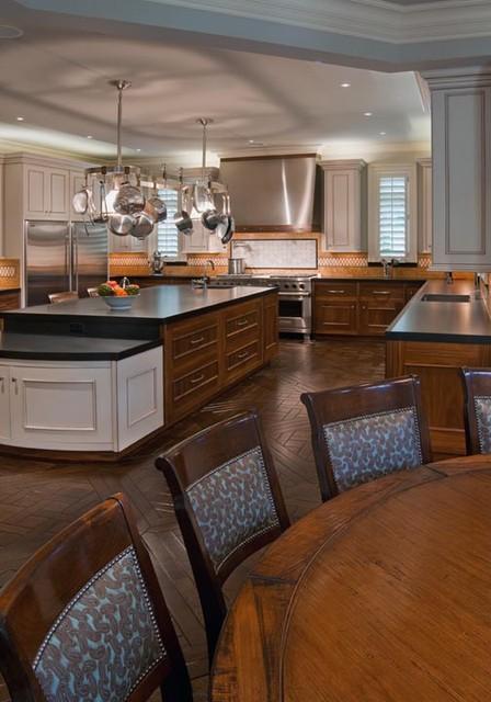 Contemporary Interior Design - Alpine, New Jersey contemporary-kitchen