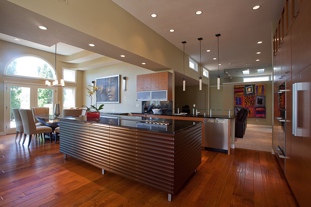 House Remodel contemporary-kitchen