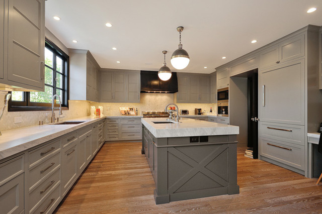 San Francisco European Style Contemporary Kitchen San Francisco By Artistic Designs For