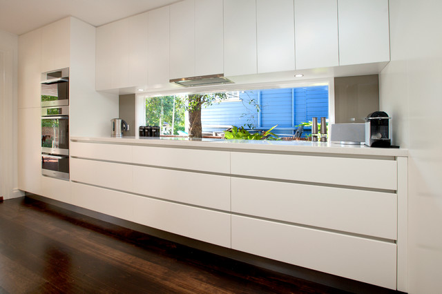 Contemporary Kitchen at Graceville contemporary-kitchen