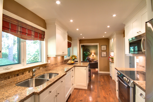 Thornhill Reno contemporary-kitchen