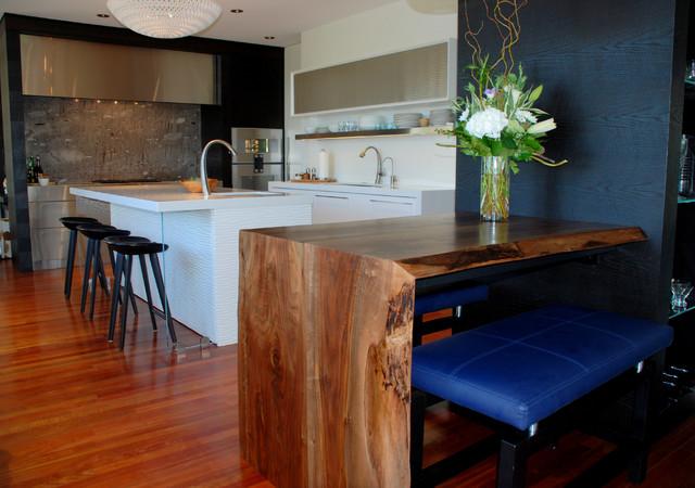 Contemporary Kitchen Bar Baths Contemporary Kitchen Calgary By Denca Distributors