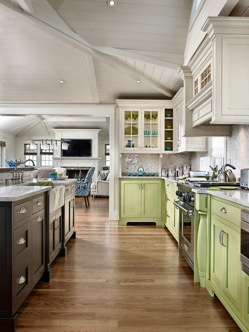 3 steps to choosing kitchen finishes wisely decorated life - Choose colors for your new modern kitchen ...
