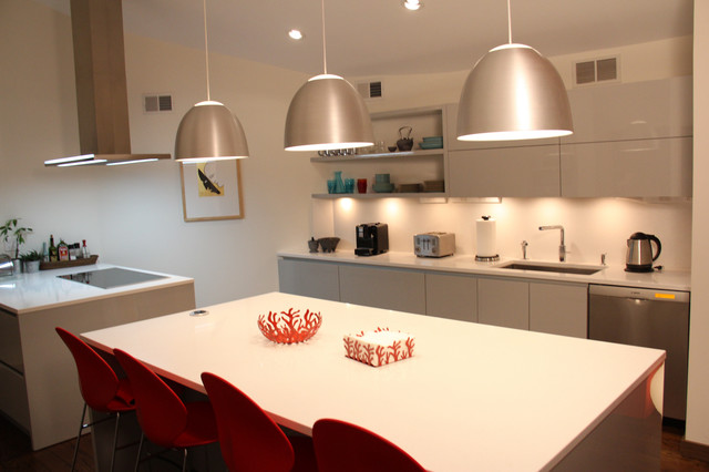 Contemporary Kitchen Lighting