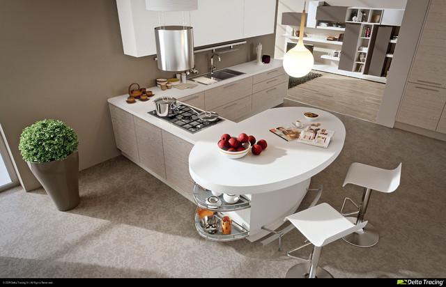 Contemporary Kitchen Cabinets contemporary-kitchen