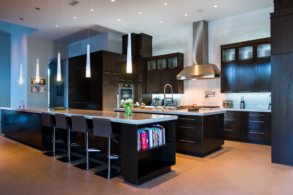 Contemporary Kitchen cabinets - Contemporary - Kitchen ...