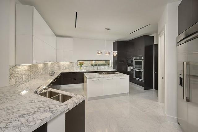 Contemporary Kitchen Contemporary Kitchen Houston By Contour Interior Design Inc