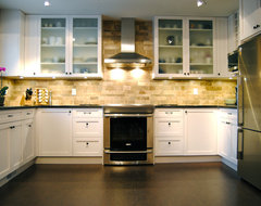 Kensington 1 - Kitchen Renovation contemporary-kitchen