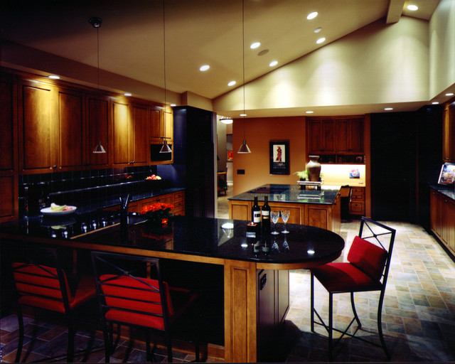 Project 'Five' traditional-kitchen