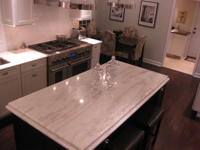 Contemporary Kitchen - Danby Marble contemporary-kitchen