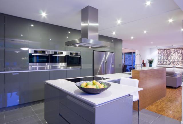 Http Www Houzz Com Photos 191685 Contemporary Kitchen Modern Kitchen Other Metro