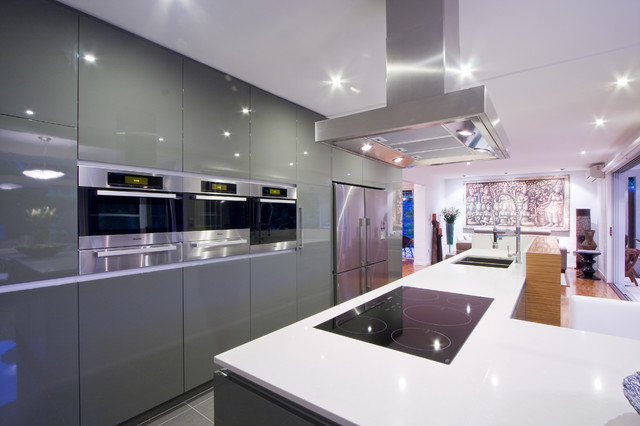 Contemporary Kitchen modern-kitchen