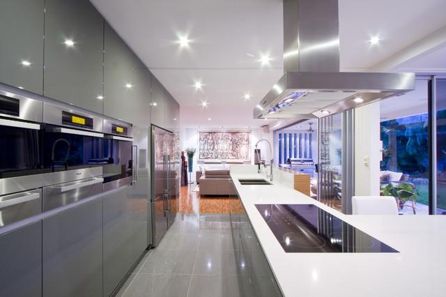 Contemporary Kitchen modern-kitchen