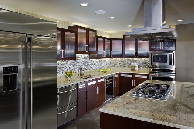Contemporary Kitchen  Contemporary  Kitchen  orange county  by