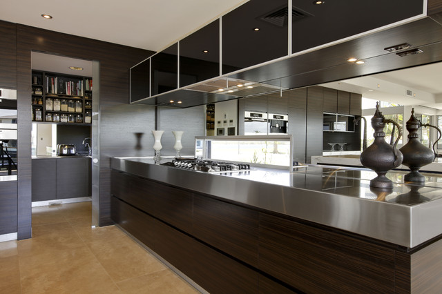 Contemporary Kitchen Design Gold Coast ? By Interiors By Darren