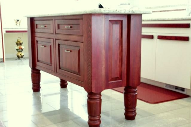 Contemporary kitchen/dining renovation