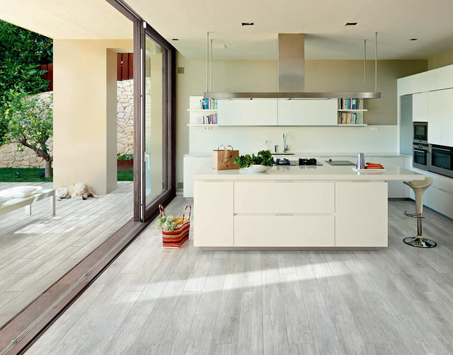 French Woods - Cork contemporary-kitchen