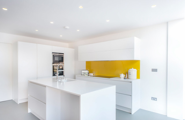 Contemporary kitchen extension, Richmond contemporary-kitchen