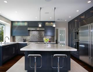 Contemporary Kitchen Gallery Contemporary Kitchen Orange County By Claudia Interior Design