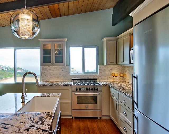 Contemporary Kitchen Gallery contemporary-kitchen