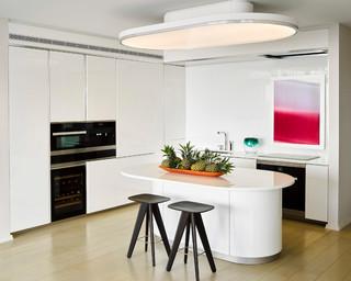 Contemporary Kitchen コンテンポラリー-キッチン