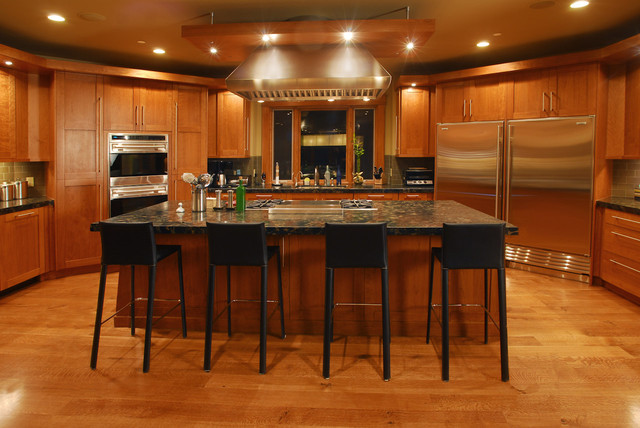 Contemporary Kitchen traditional-kitchen
