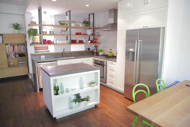 New York Kitchen contemporary-kitchen