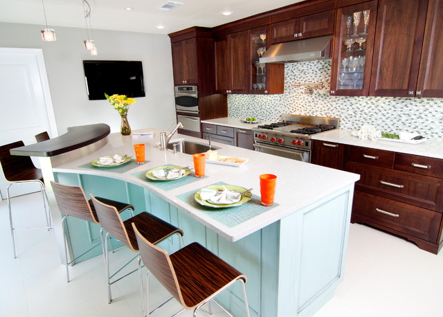 More details contemporary-kitchen