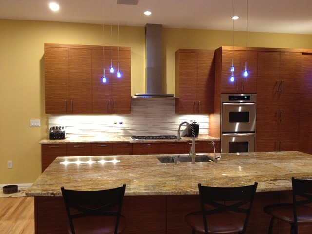 Contemporary Kitchen In Dunwoody Contemporary Kitchen Atlanta By Lefko Design Build