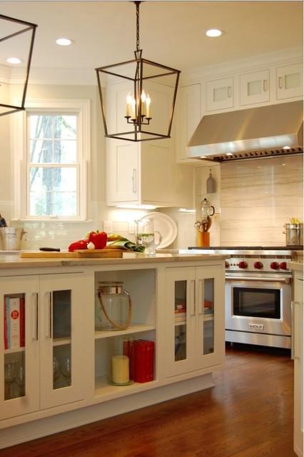 Contemporary Kitchen In Greensboro North Carolina