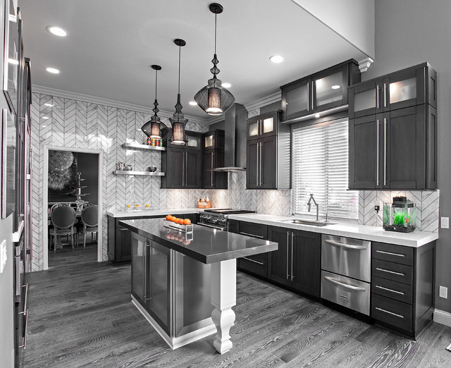 grey flooring kitchen contemporary kitchen in mission viejo contemporary 1490
