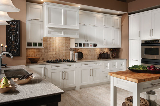 Wentworth - Contemporary - Kitchen - chicago - by Innermost Cabinets