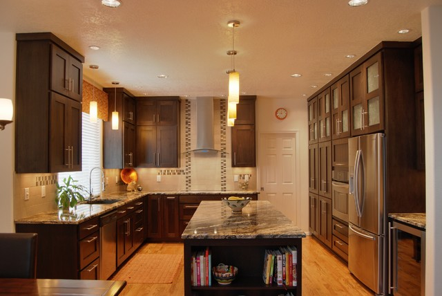 Jason Ball Interiors contemporary-kitchen