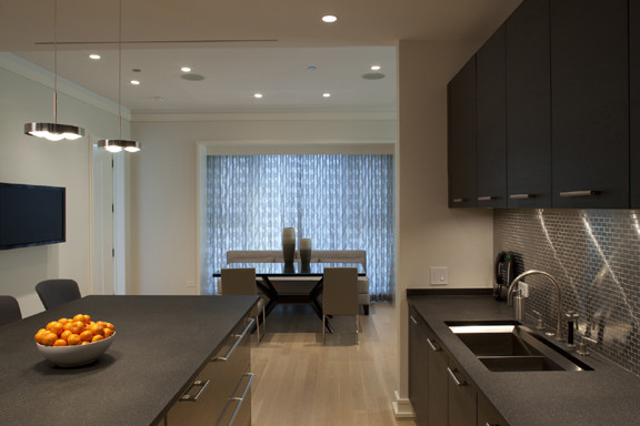City Retreat - Kitchen contemporary-kitchen