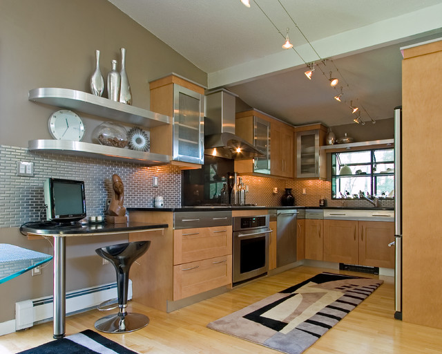 Contemporary Kitchen Contemporary Kitchen Boston By Kbdesign