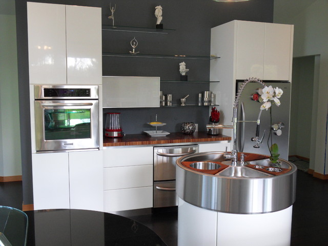 contemporary kitchen eclectic kitchen seattle by