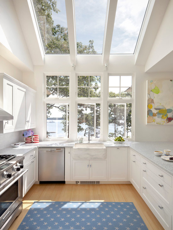 kitchen skylight design ideas pictures remodel and decor