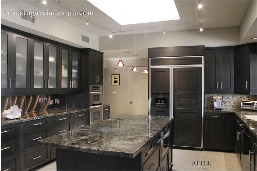 Contemporary Kitchen Make-Over