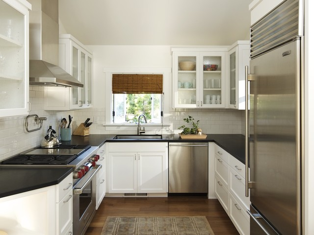 Los Angeles Area Homes contemporary-kitchen