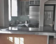 Gramercy Park Kitchen contemporary-kitchen