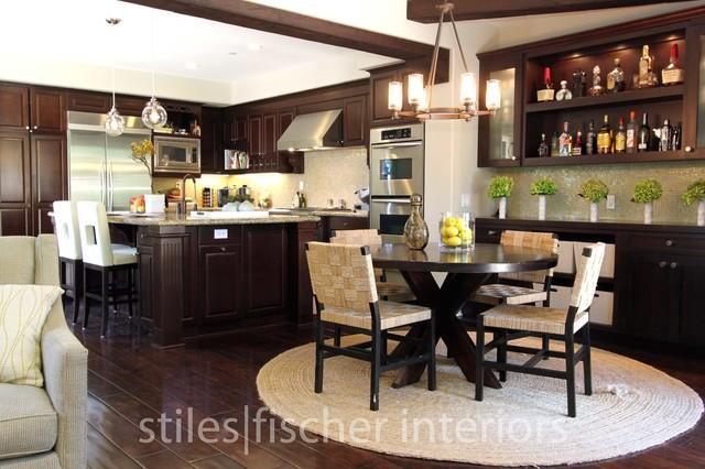 Stiles Fischer recent projects contemporary-kitchen